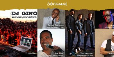 Allen Wayne Warren's 55th Birthday Celebration•July 31-August 2, 2019 Hosted by Tommy  Davidson