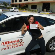 Behind the Wheel Driving Lessons In Sacramento, Elk Grove, Sonoma, Petaluma, San Rafael, Tuolumne CA