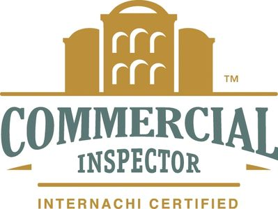 Our inspections are InteNACHI certified commercial inspectors