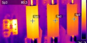 Electrical infrared evaluation by InfraRed pros