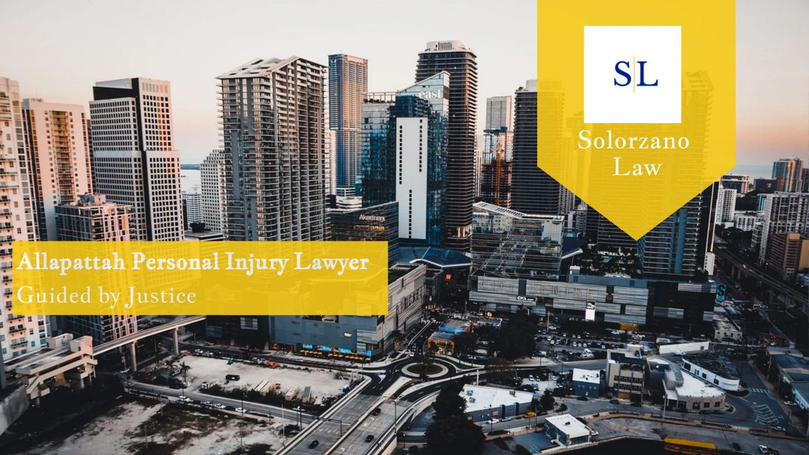 Allapattah personal injury lawyer allapattah car accident attorney allapattah car accident lawyer