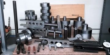SOLUMAX Manufacturing - Metal spinning tools, spin rollers, spin forks, spin adapters