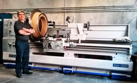 SOLUMAX Manufacturing, Engine Lathe, Precision Work