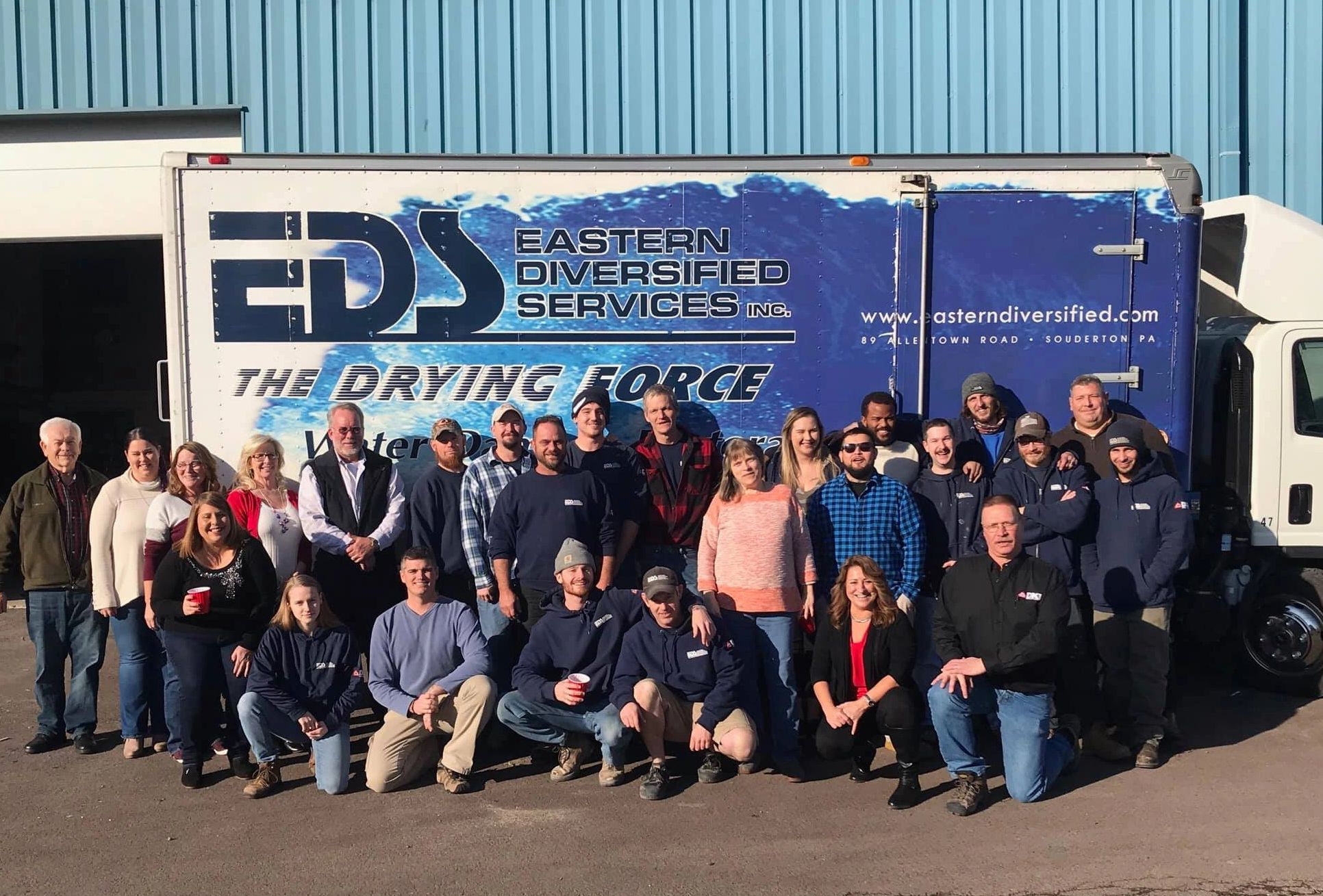 EDS Team Restoration Emergency Restoration Services Water Damage Fire Smoke Storm Damage Mold Damage