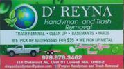 D'Reyna Handyman and Trash Removal