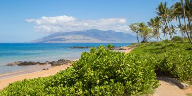 Beaches for Maui Vow Renewal