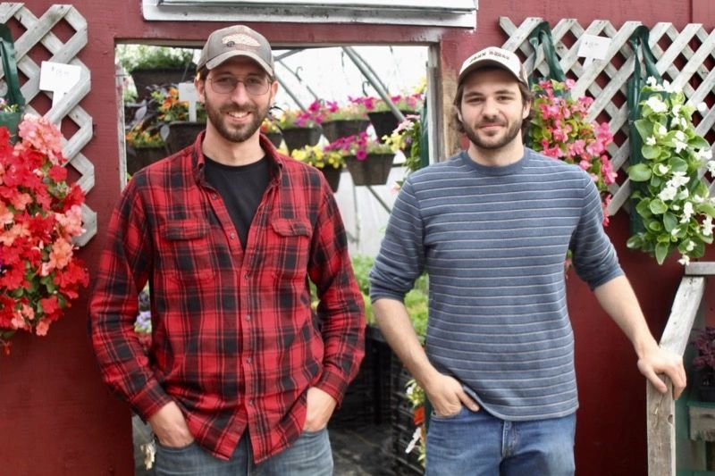 Breitenbach Farms opens at the old skelly's farm stand in aquebogue