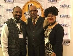 Sounds of Imani with Texas Gospel Music Excellence Awards Director, Pastor Larry Davies