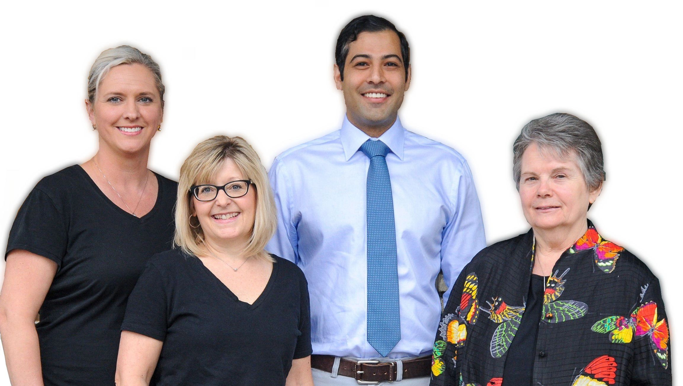 Dr. Kiran Mistry DDS Dentist and Team