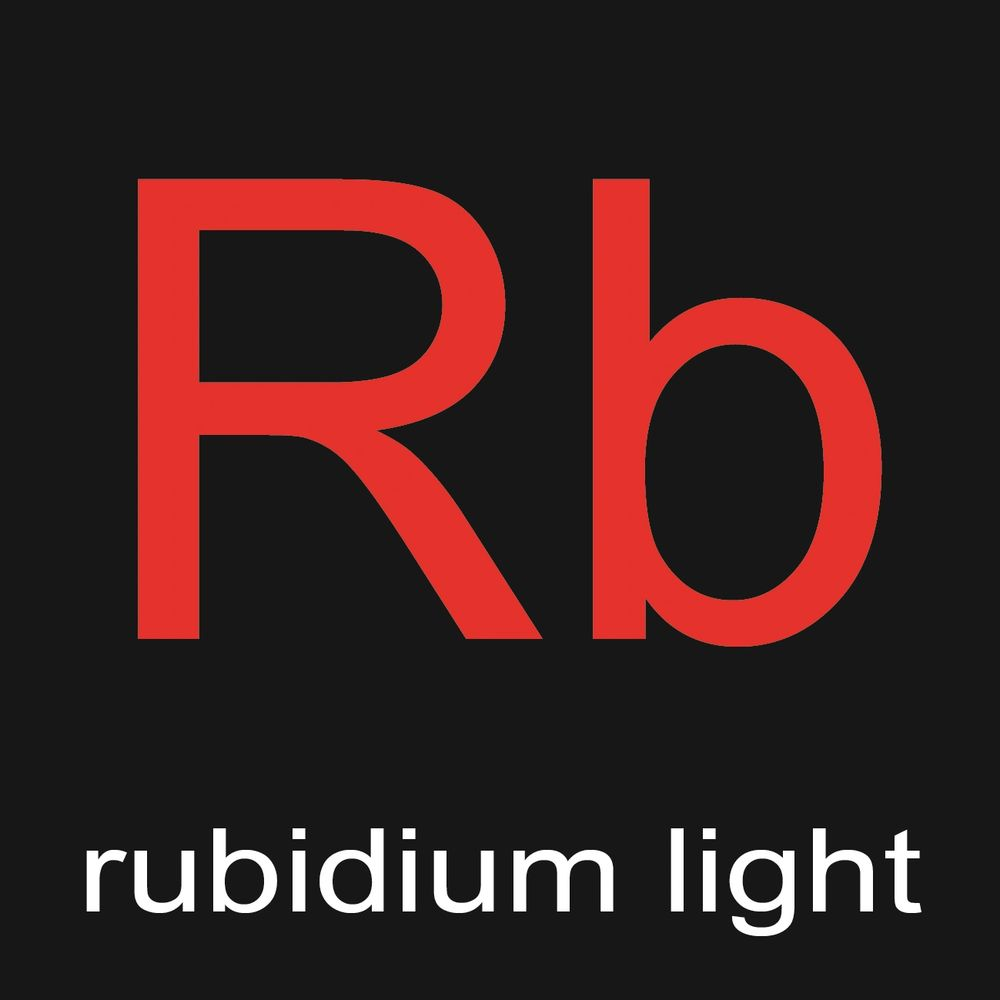 Rubidium Light Logo