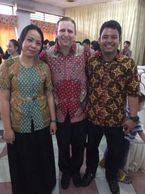 Indonesia Mission field. We serve Missionaries through prayer and raising financial support.