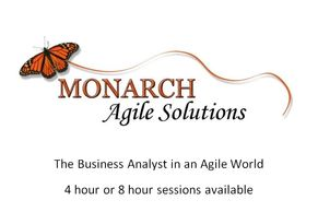 Email karen@monarchagile.com for dates and pricing information.