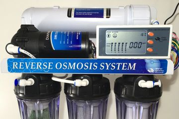 100 GPD reverse osmosis system