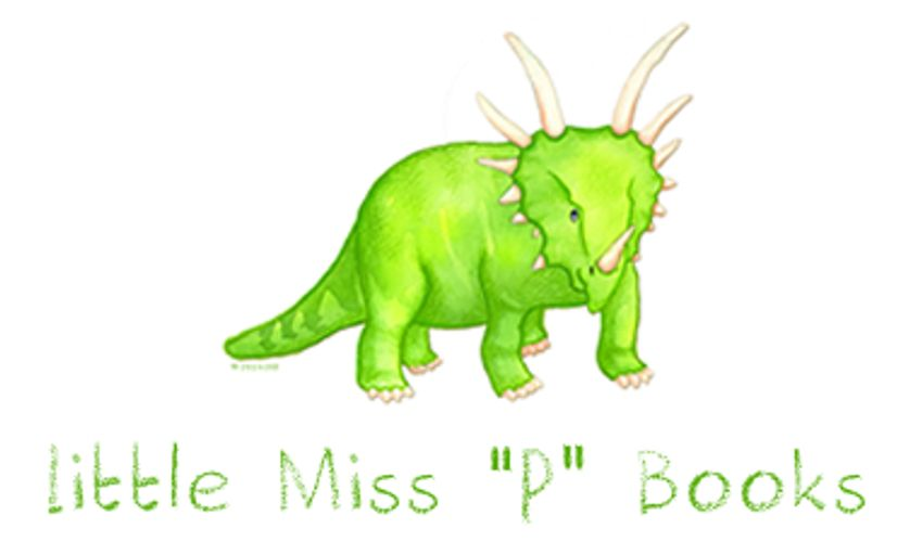 "Little Miss ""P"" Logo"