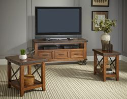 The Taos collection exudes a rustic elegance rarely found elsewhere.