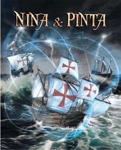 Nina and Pinta -  Ragnar Brothers