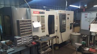 HORIZONTAL CNC MILL MAZAK