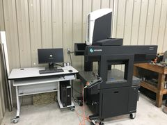 HEXAGON CMM COORDINATE MEASURING MACHINE PC-DMIS