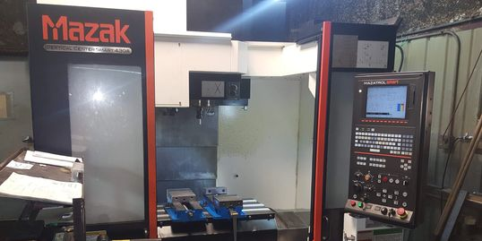 MAZAK CNC MILL VERTICAL CENTER SMART 430A
