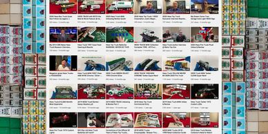 2020 Hess Toy Truck Videos