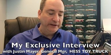 2020 HESS Truck Interview