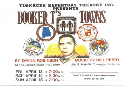Booker T's Towns presented by TRT