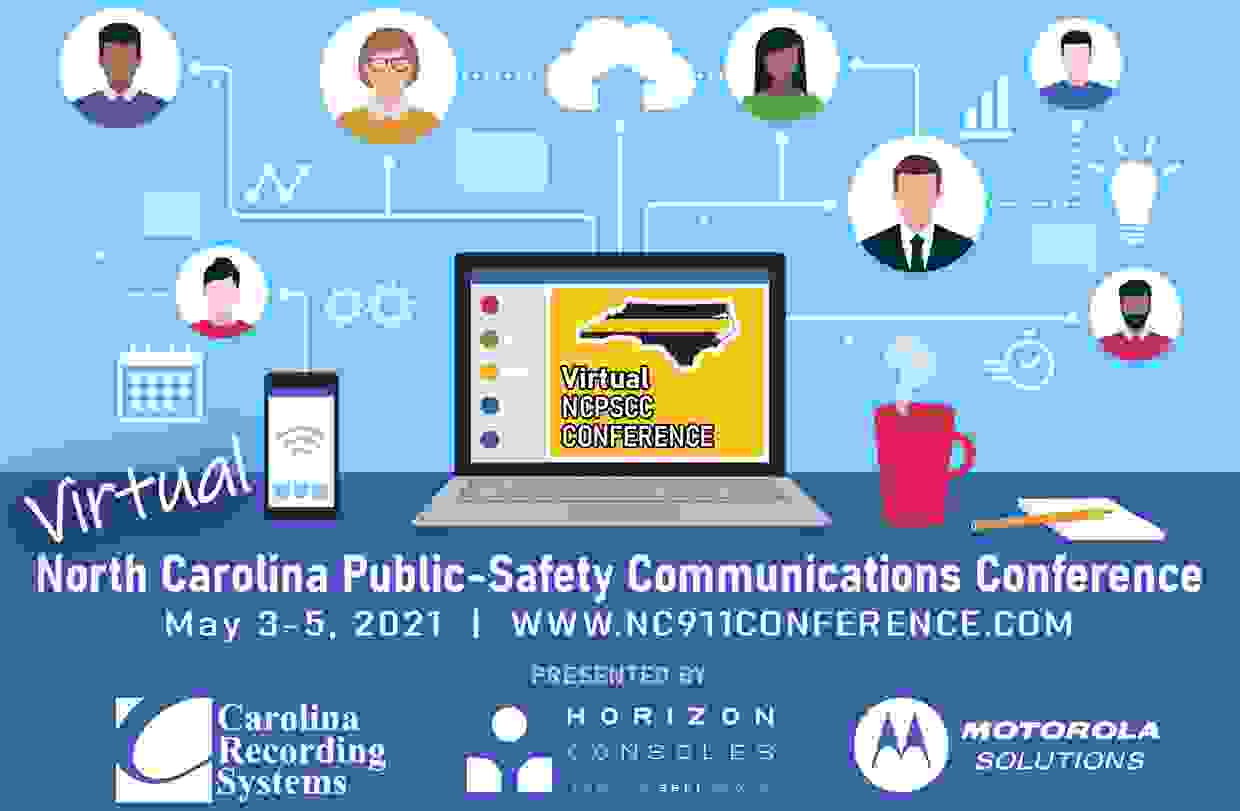 2021 NC Public Safety Communications Conference Logo