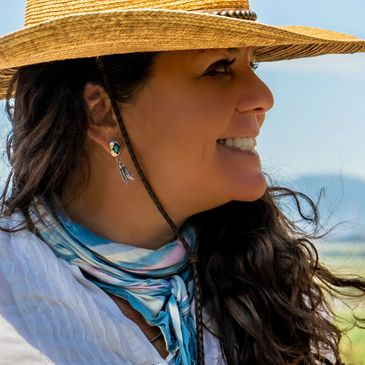 Alejandra is a native of the mountains of Chile, where her lifelong partnership with horses began.
