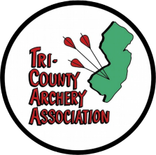 Tri-County Archery Association Logo 1984 - Present
