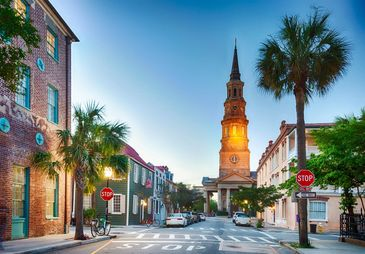 Charleston, South Carolina Dance Competitions
