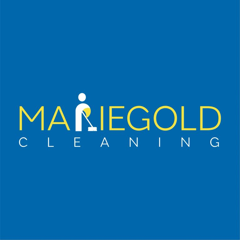 Marie Gold Cleaning, Logo