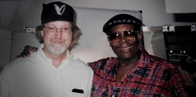music event production,willy bearden, bb king,rufus thomas,memphis music,