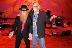 event production, zz top,memphis music,willy bearden,