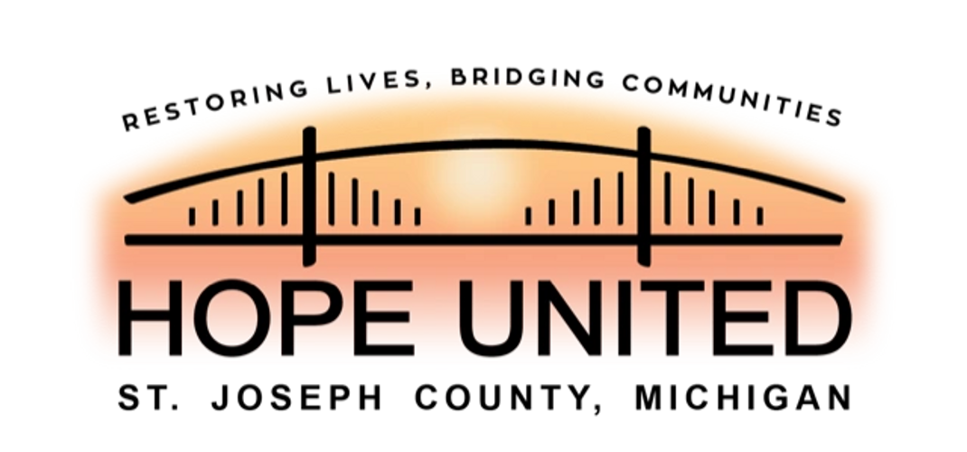 Hope United restoring lives, bridging communites.