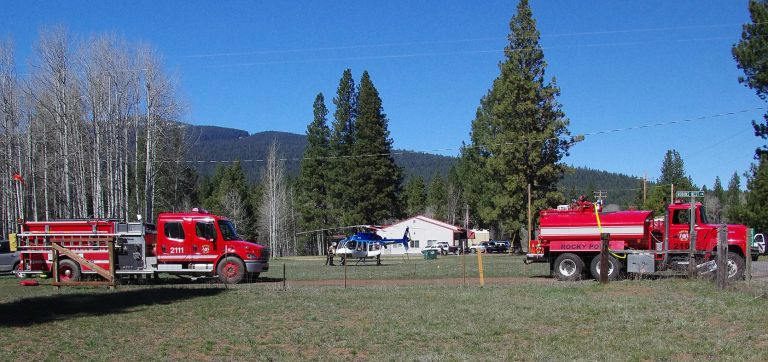 Rocky Point Fire and EMS and AirLink serving the Rocky Point community