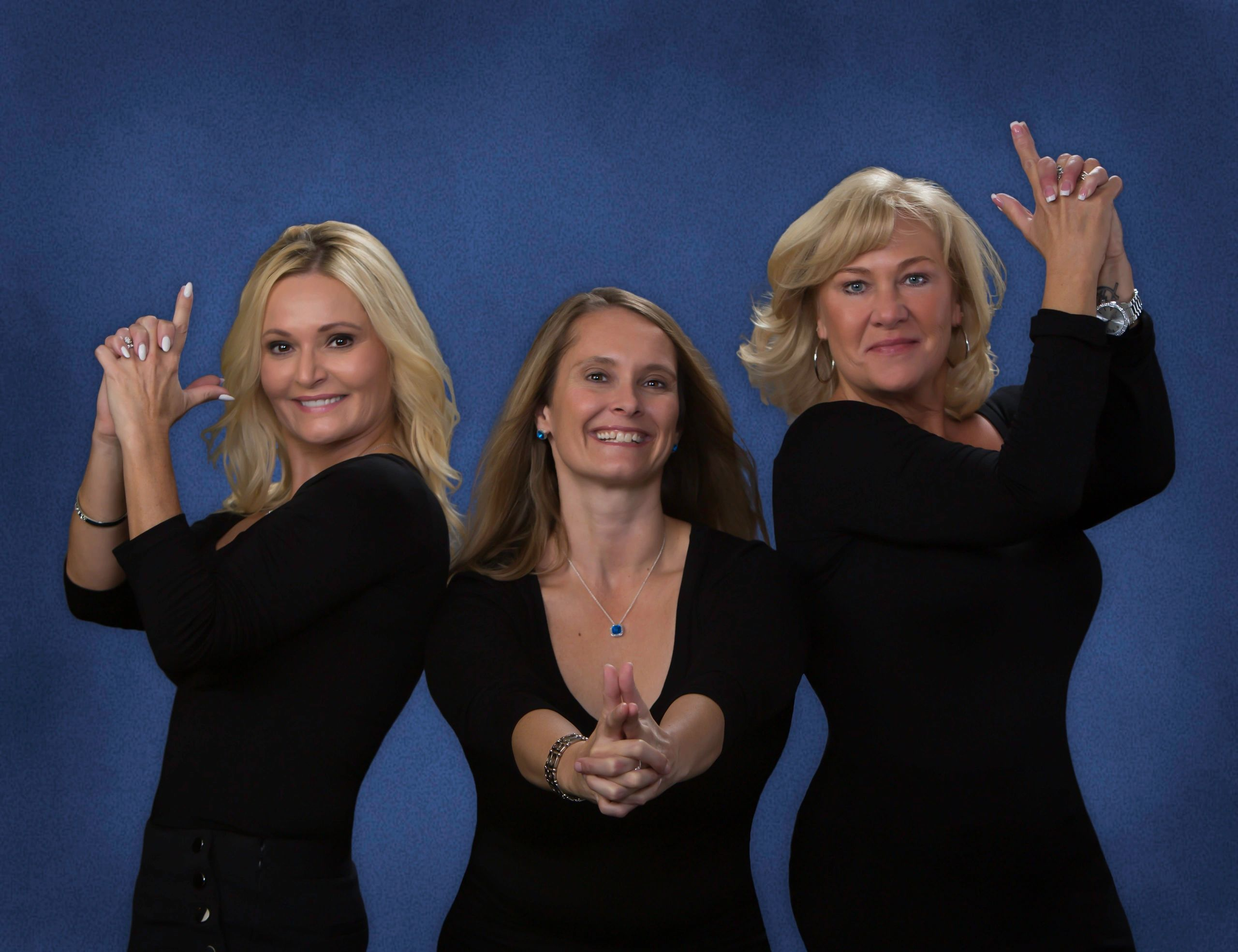 Independent insurance agents of United Insurance Agencies: Heidi, Connie, and Cindy