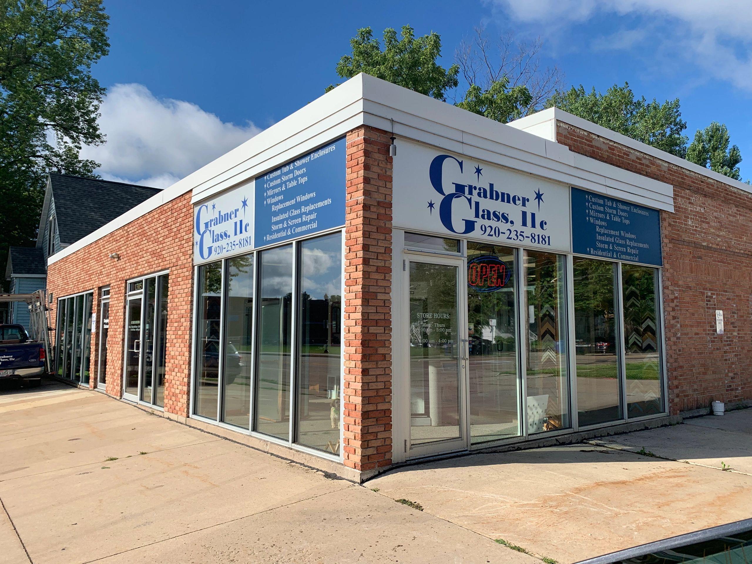 Storefront Windows And Doors grabner glass, llc
