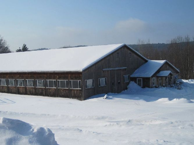 Indoor riding arena in Deering NH.  Riding  Lessons, Horsemanship Camps, Beginners through advanced,