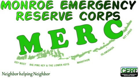 Monroe Emergency              Reserve Corps