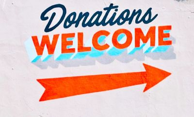 We accept all donations of clothing, houseware and decor, shoes, books, etc at the store