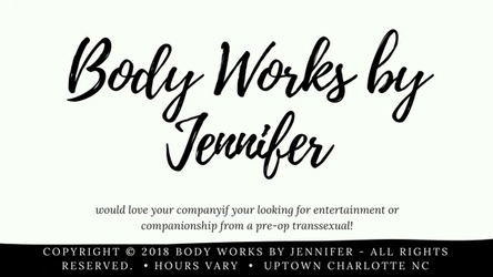 Escort Body Works by Jennifer