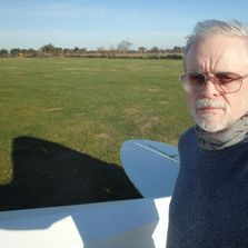 Clacton on Sea 1st December 2016 got licence back and a tail-wheel cert on Piper Super Cub G-BIMM
