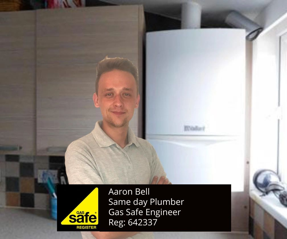 Same day Plumber Gas safe engineer