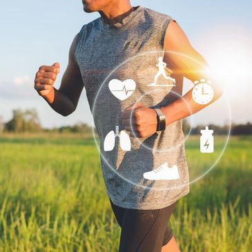 health, fitness and location / athletic wearables