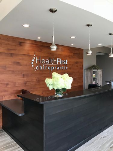 Front Office Health First Chiropractic Altoona 16602 Chiropractic Massage therapy