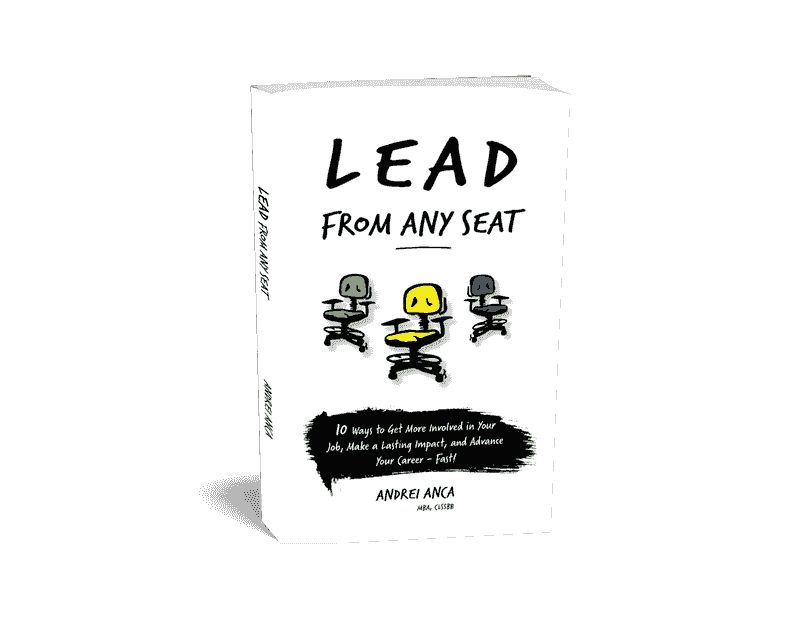 Lead from Any Seat book image