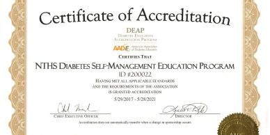 Diabetes Education Accreditation Program.