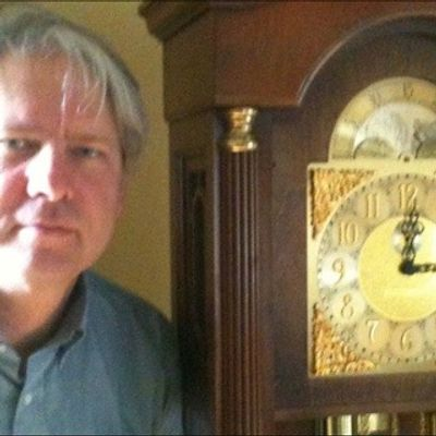 My clock and me