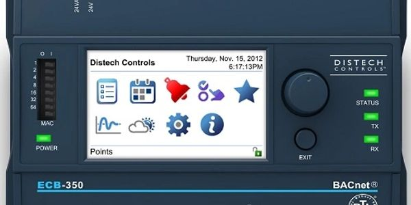 Distech-Controls Display controller