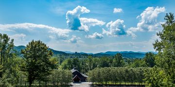 Beautiful views of the Peachtree and Brasstown areas in Murphy NC. Nathan Baerreis Photography